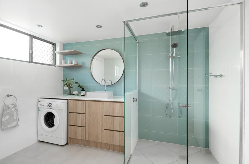 Peregian bathroom & kitchen renovation